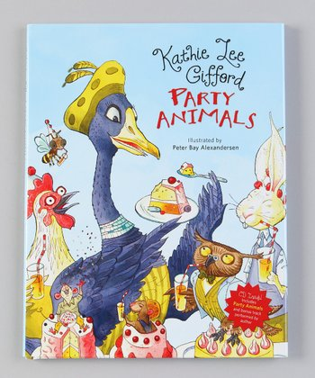 Party Animals Hardcover