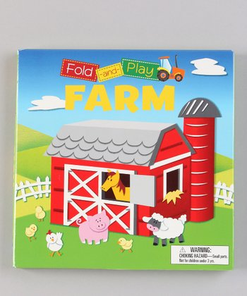 Fold and Play: Farm Paperback