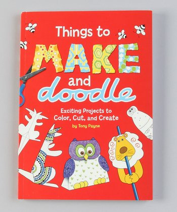 Things to Make & Doodle Paperback