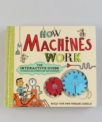 How Machines Work Hardcover