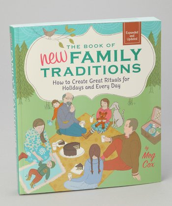 The Book of New Family Traditions Paperback