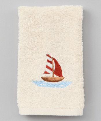 Beach Bum Washcloth