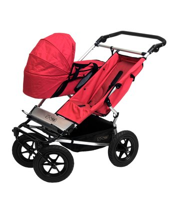 Chili Duo Stroller with Carrycot & Storm Cover
