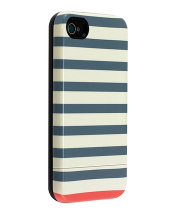 Nautical Stripe Case for iPhone 4/4S