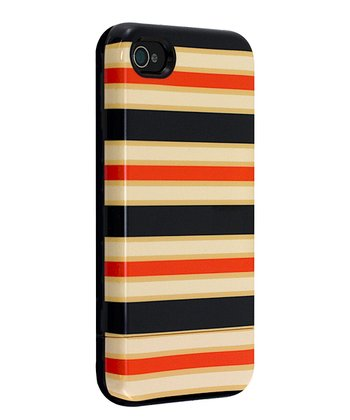Classic Stripe Case for iPhone 4/4S