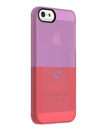 Violet & Pink Sorbet Case for iPhone 5