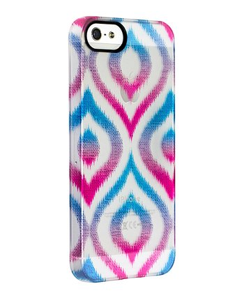 Gradient Ikat Permafrost UN Deflector Case for iPhone 5