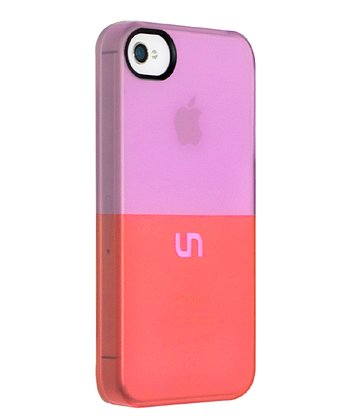 Violet & Pink Sorbet Case for iPhone 4/4S