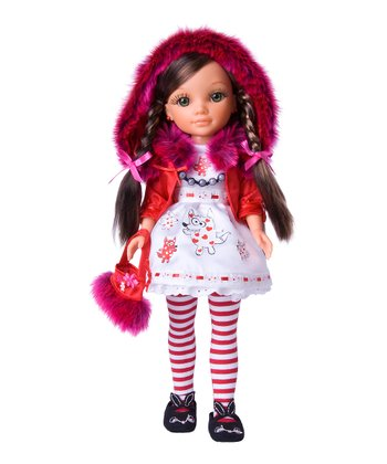 Nancy Red Riding Hood Doll & Accessory Set