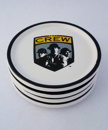Columbus Crew Coaster - Set of Four