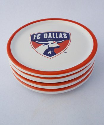 Agnik Design FC Dallas Coaster - Set of Four