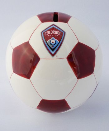 Colorado Rapids Soccer Money Bank