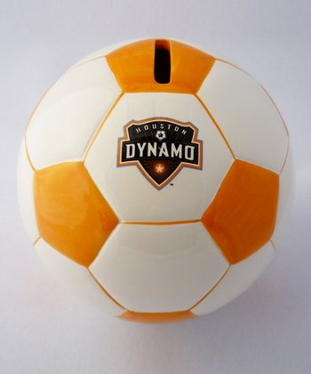 Agnik Design Houston Dynamo Soccer Money Bank