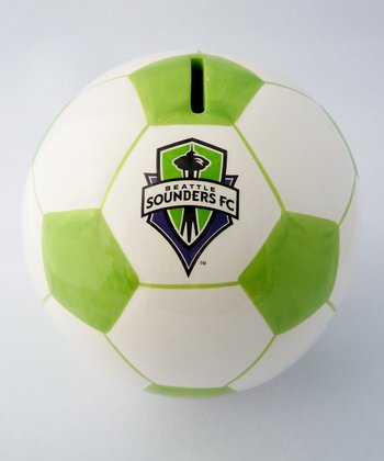 Agnik Design Seattle Sounders Soccer Money Bank