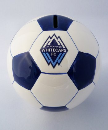 Vancouver Whitecaps Soccer Money Bank