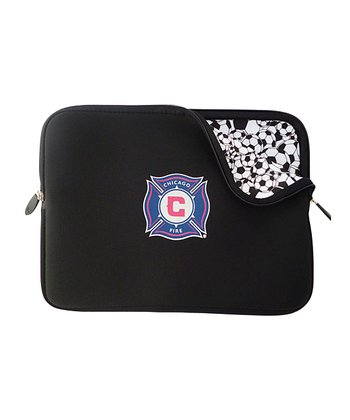 Chicago Fire Laptop Cover
