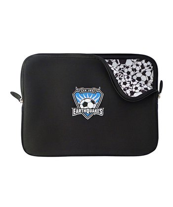 San Jose Earthquakes Laptop Cover