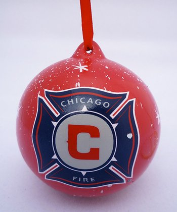 Chicago Fire Ornament