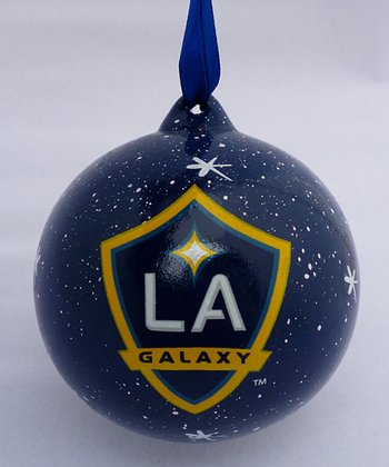 Agnik Design LA Galaxy Ornament