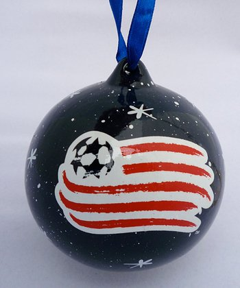 New England Revolution Ornament