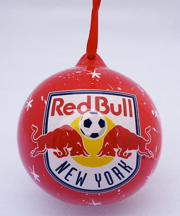 New York Red Bulls Ornament