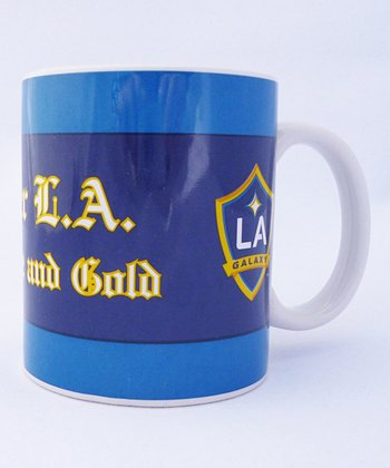 Agnik Design LA Galaxy Scarf Mug - Set of Two