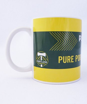Portland Timbers Scarf Mug - Set of Two