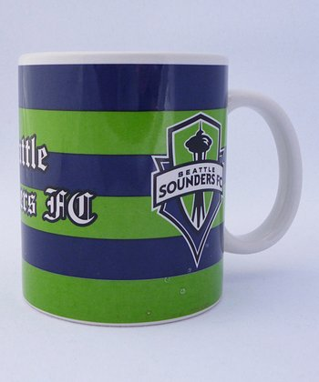 Agnik Design Seattle Sounders Scarf Mug - Set of Two