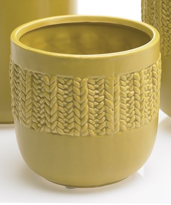 Gold Matte Sweater Pot