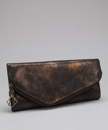Midnight Bronze Catalina Wallet