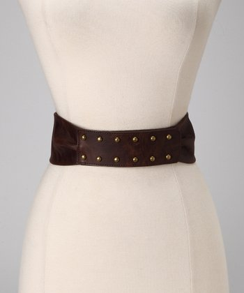 Rustic Chocolate Carolina Belt