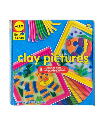 Clay Picture Kit
