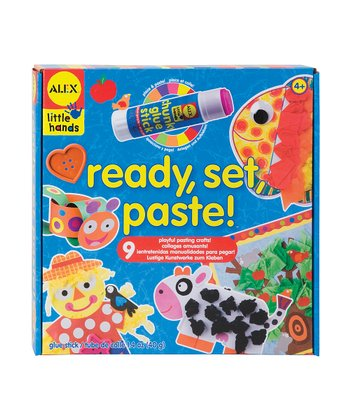 Ready, Set, Paste Kit
