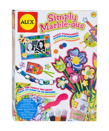 Simply Marble-ous Art Kit