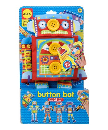 Button Bot Set