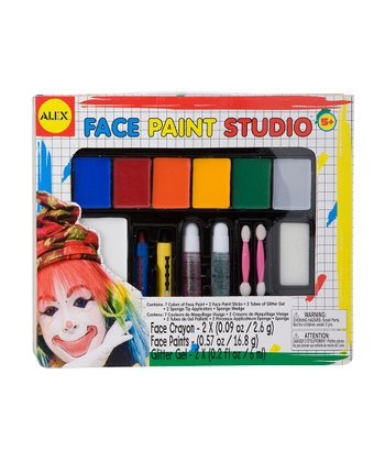 Face Paint Studio Kit