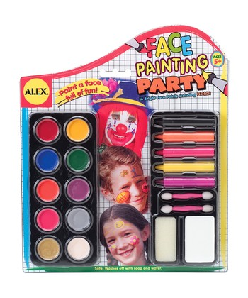 Face Painting Party Kit