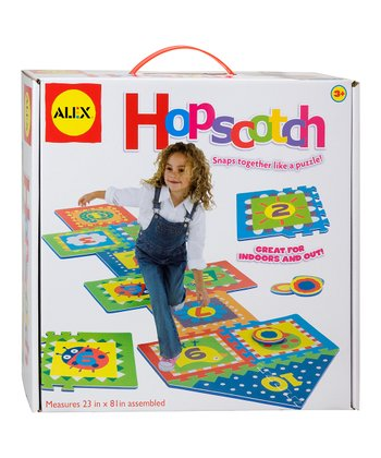 Hopscotch Puzzle Mat Set