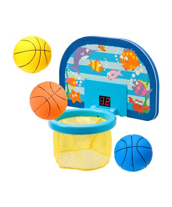 Dunk & Score Tub Set