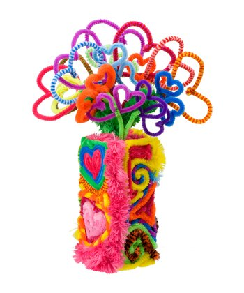 Pipe Cleaner Vase Kit