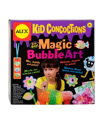 Bubble Art Kit