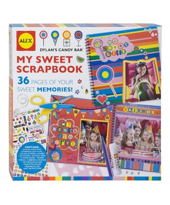 My Sweet Scrapbook Kit