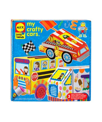 My Crafty Cars Kit