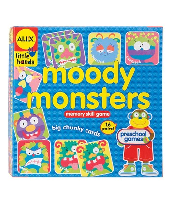 Moody Monsters Game
