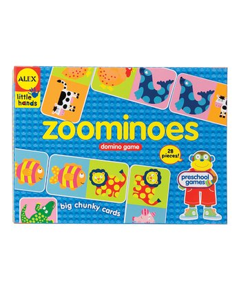 Zoominoes Game