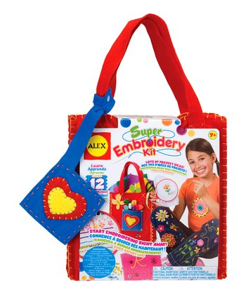 Super Embroidery Kit