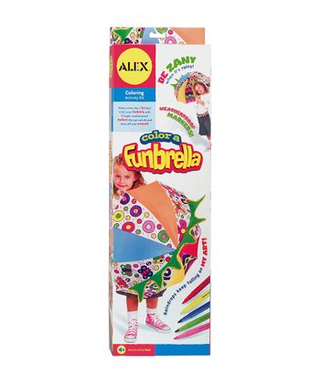 Color-a-Funbrella Kit