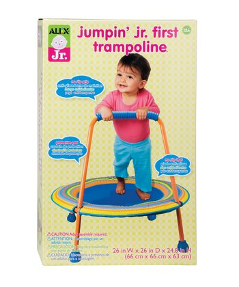 Jumping Jr. Trampoline