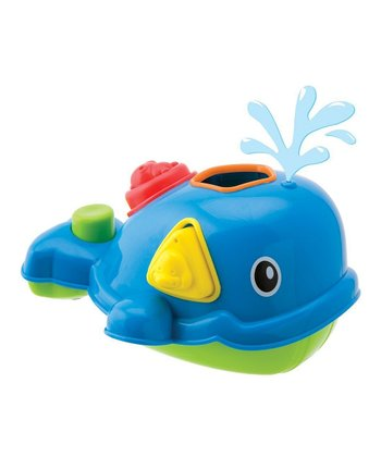 Sort 'n' Spray Whale Bath Toy