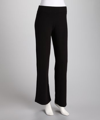 Black Megan Lounge Pants